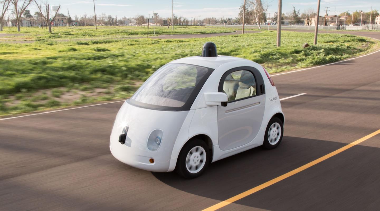 zelfrijdende auto