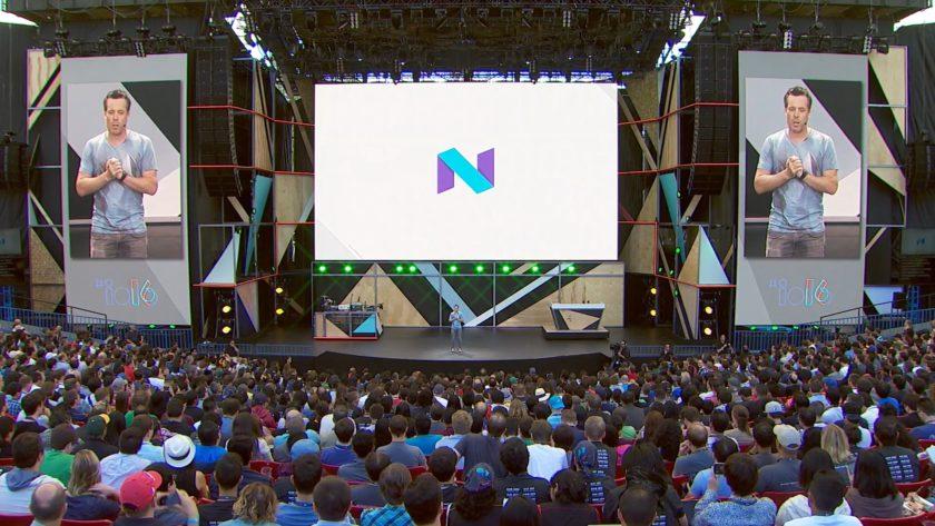 Google IO ontwikkelingen