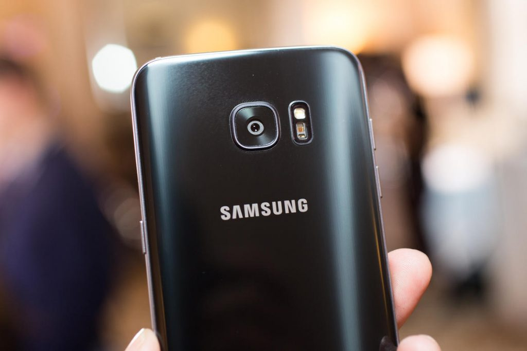 Samsung S7 camera