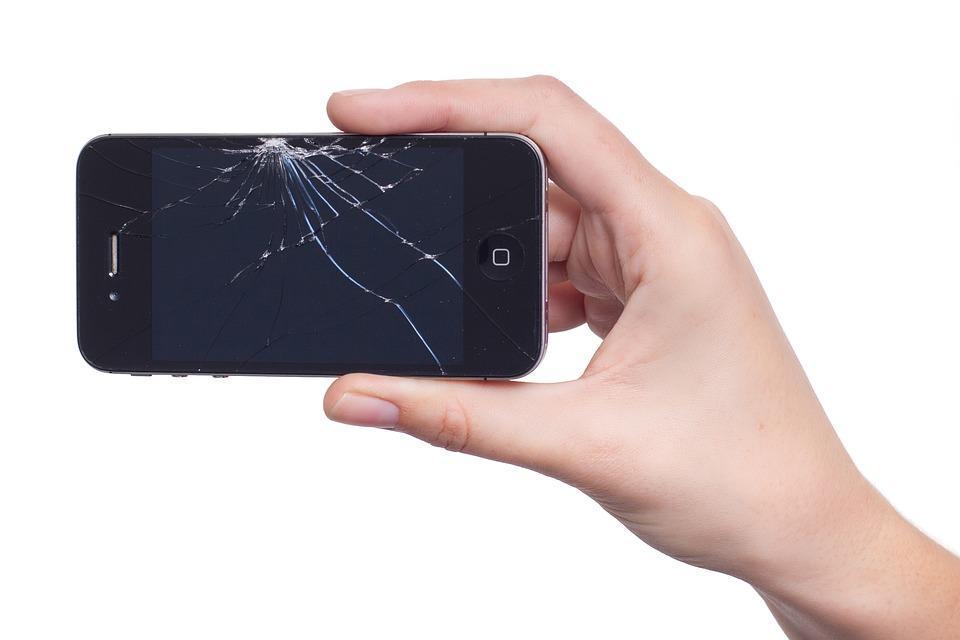 iphone kapot