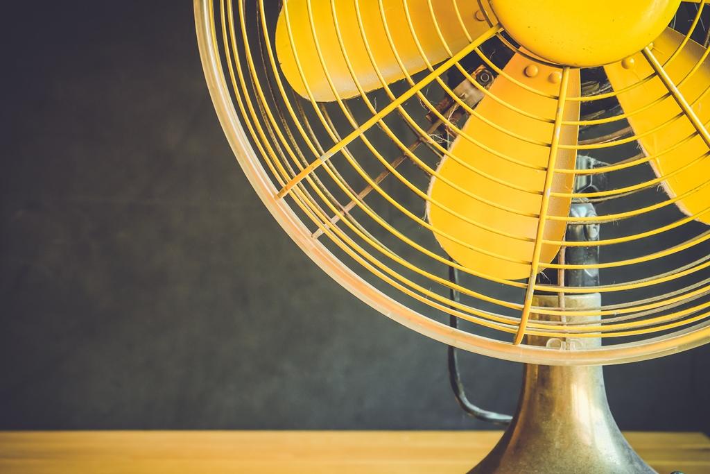 aanschaf ventilator