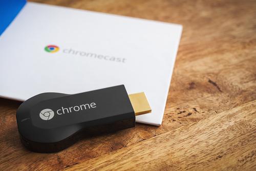 Chromecast hoe werkt dat?