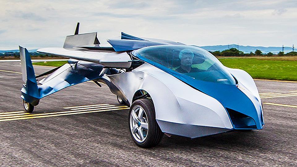 vliegende autos