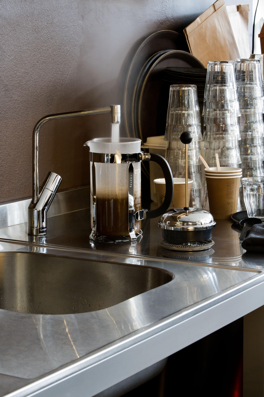 Koffie zetten met Quooker