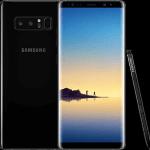 Samsung galaxy note 8 serie