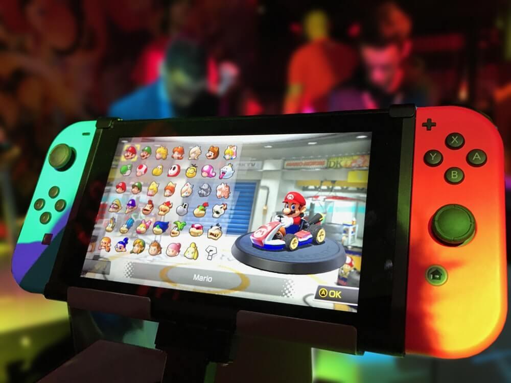 718ca237080 De Nintendo Switch is inmiddels al ruim één jaar op de ...