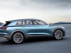 Audi e-tron exterieur