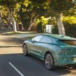 Jaguar i pace achterkant