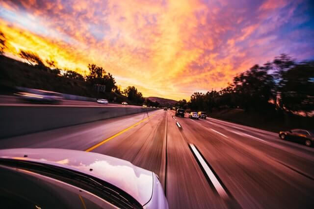 snel rijden