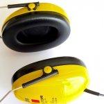 gehoorbeschermer met radio