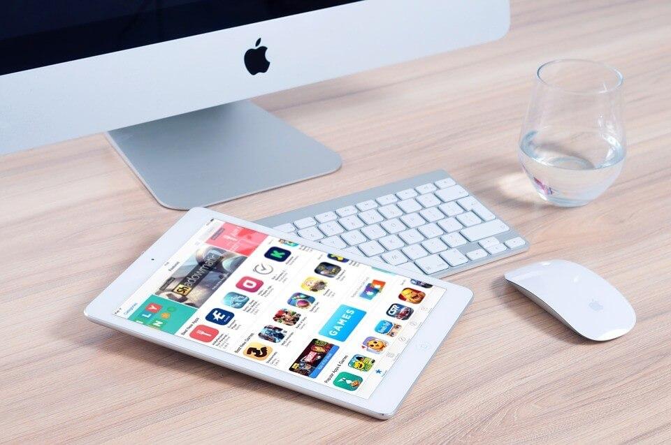 Apps op de werkvloer