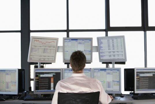 Monitoren instellen