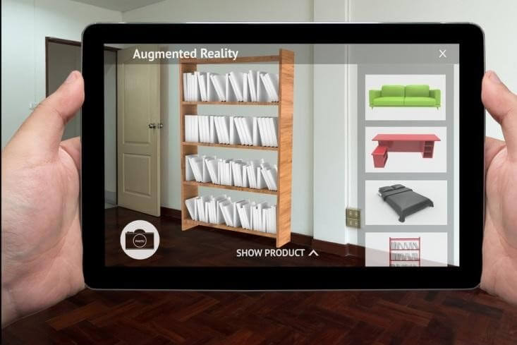 Augmented Reality via je telefoon
