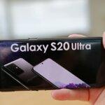 De nieuwe Samsung Galaxy S20 Ultra