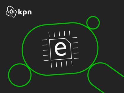 KPN maakt eSIM beschikbaar voor Simyo-klanten