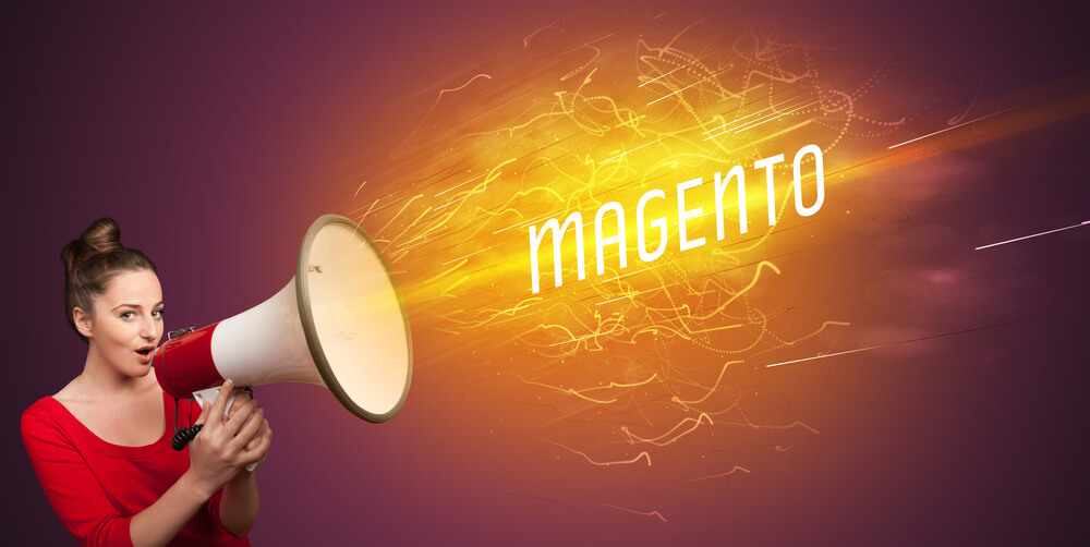 Magento Alles-in-1 systeem voor hele grote webshops