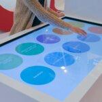 Op welke manieren kun je een touchscreen tafel nuttig inzetten