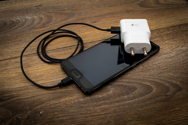 Smartphone batterij