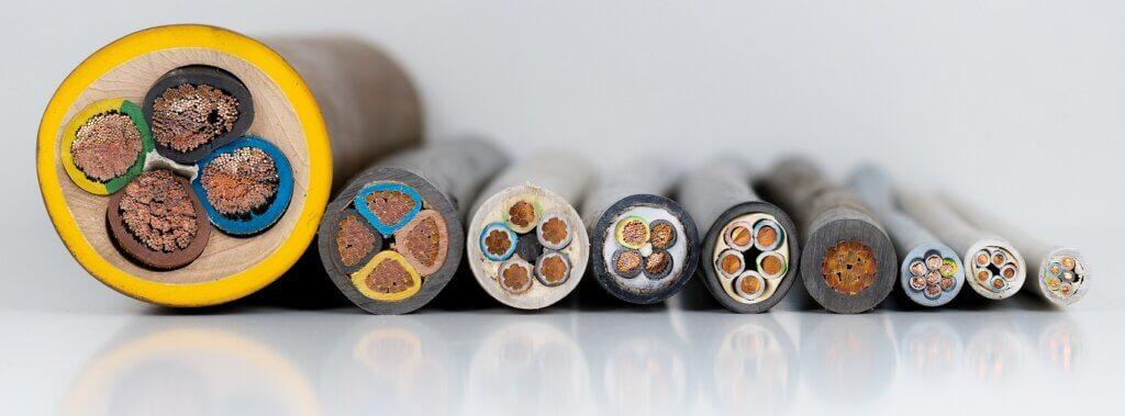 Elektro aanleggen juiste kabel