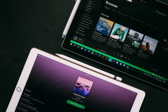 Spotify nieuwe functie
