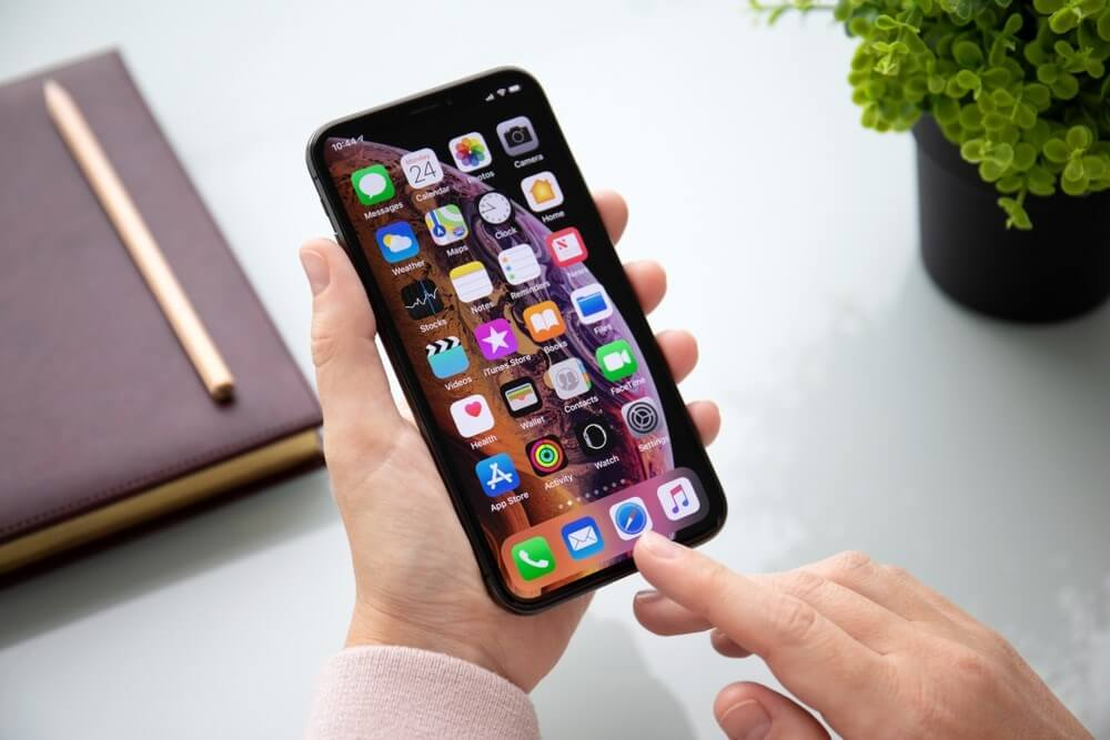 Nieuwe iPhone 12
