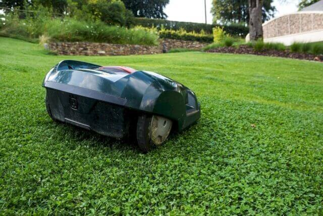 Nieuwe generatie grasmaaiers