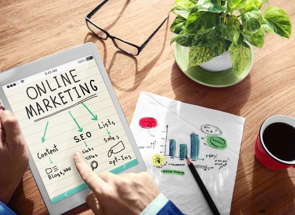 Jouw bedrijf in de spotlight door online marketing