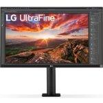 LG Ergo 27UN880 – 4K IPS USB-C Monitor – 27 Inch