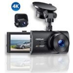 Campark® – 4K Ultra HD Dashcam