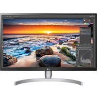 LG 27UL850 - 4K USB-C IPS Monitor - 27 Inch