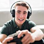 Draadloze gaming headset PS4