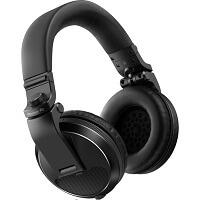 Pioneer HDJ-X5 Zwart Circumaural Hoofdband koptelefoon